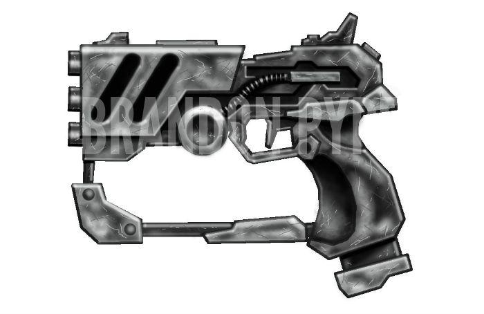Gun Concept WITH WACOM