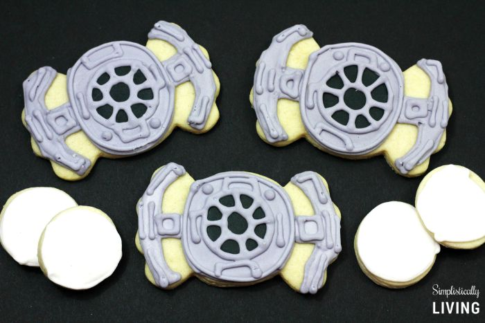 TIE Fighter Cookies Featured