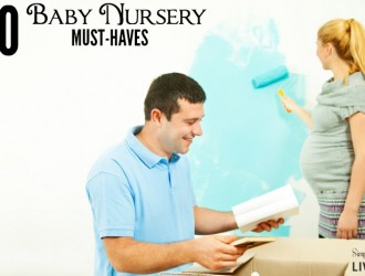 10 Baby Nursery Must-Haves