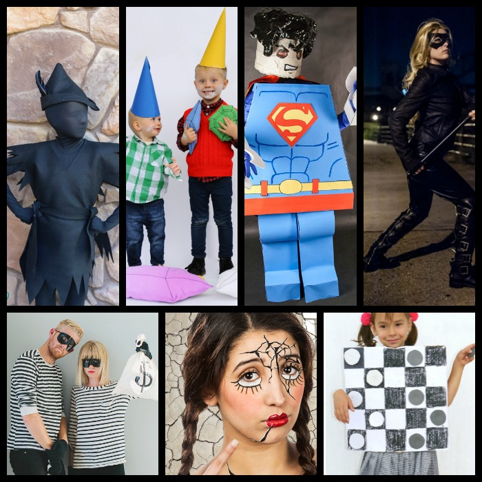 31 DIY Halloween Costumes2
