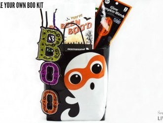 Make Your Own BOO Kit!