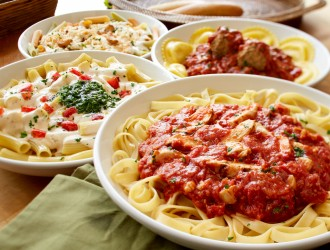 Olive Garden's Never Ending Pasta Bowl is BACK!