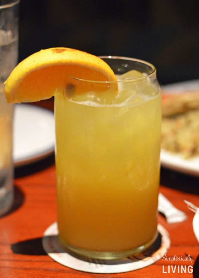 Seaside Shandy at Red Lobster