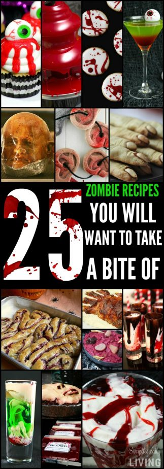 zombie recipes