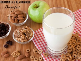 The Fundamentals of a Balanced Breakfast