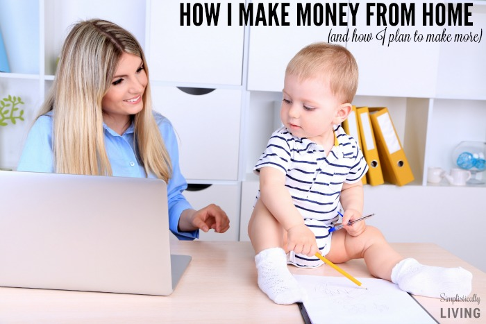 how I make money from home featured