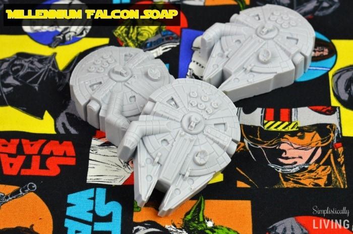 millennium falcon soap featured