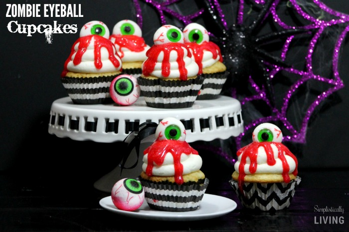 zombie eyeball cupcakes featured