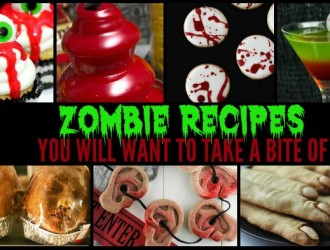 25 Zombie Recipes You Will Want to Take a Bite of