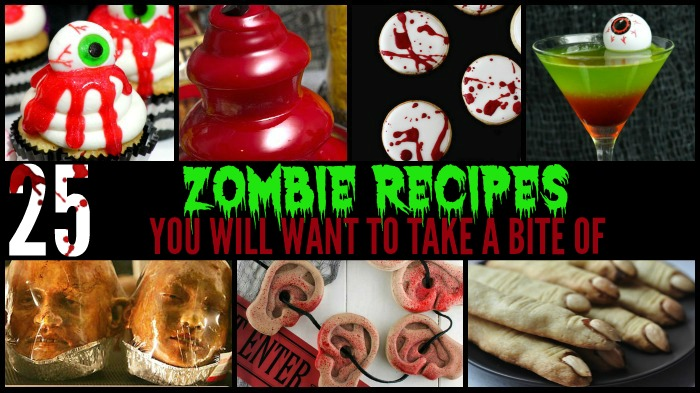 zombie recipes featured