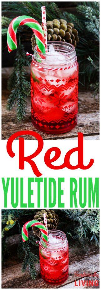 RED YULETIDE RUM