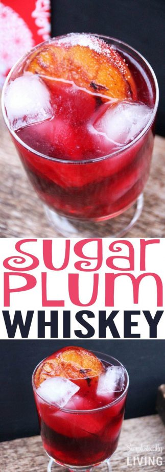 SUGAR PLUM WHISKEY