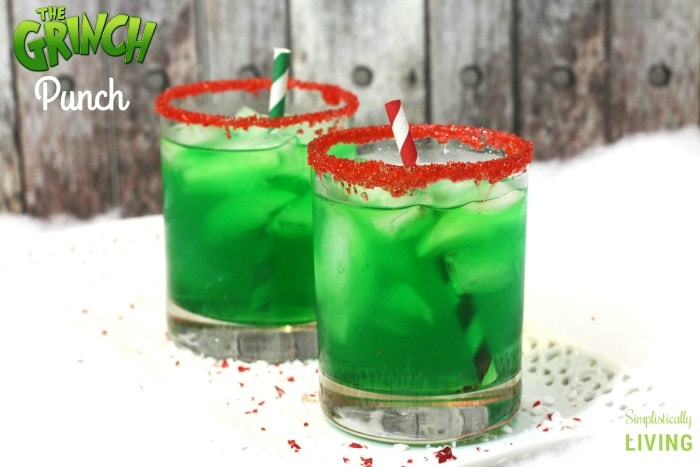 grinch punch featured