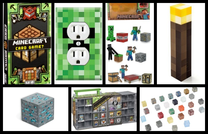 minecraft gifts featured