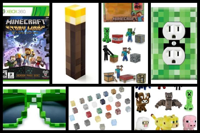 minecraft gifts1