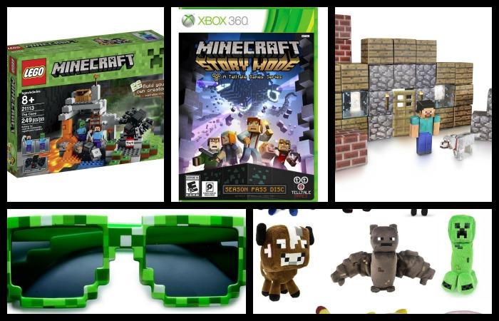 minecraft gifts2