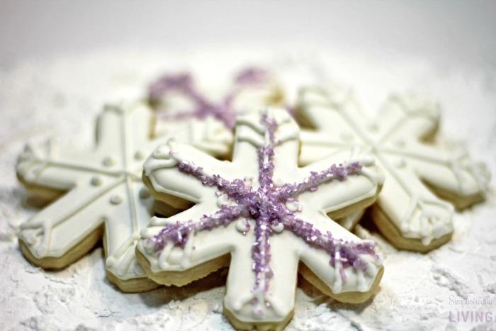 snowflake sugar cookies2
