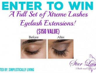 Star Lash Studio and Spa Giveaway!