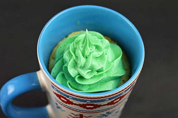 holiday mug cake inprocess4