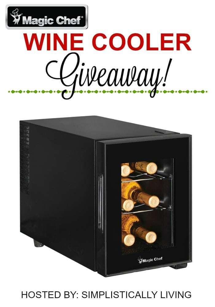 wine cooler giveaway1