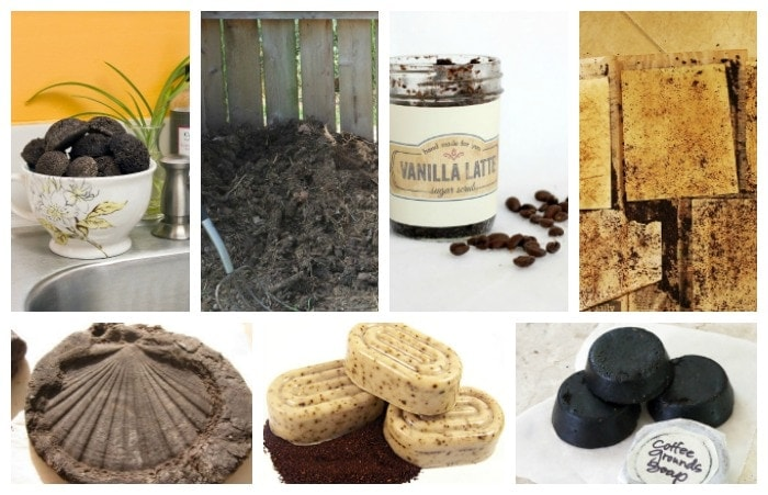 17 Uses for Used Coffee Grounds2