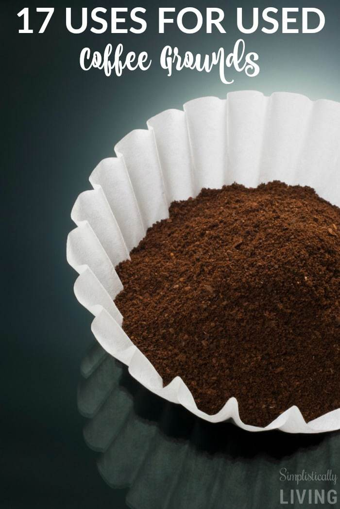 17 Uses for Used Coffee Grounds4