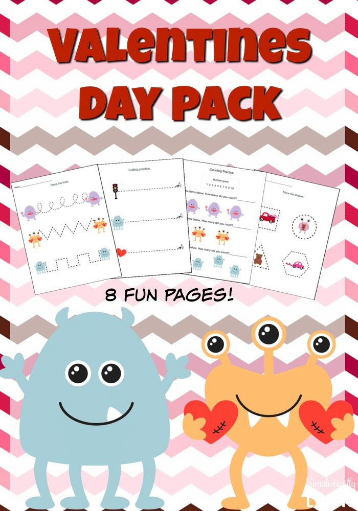 Monsters Lesson Pack