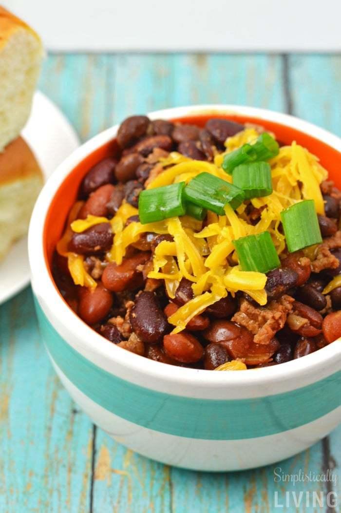 easy crockpot chili4
