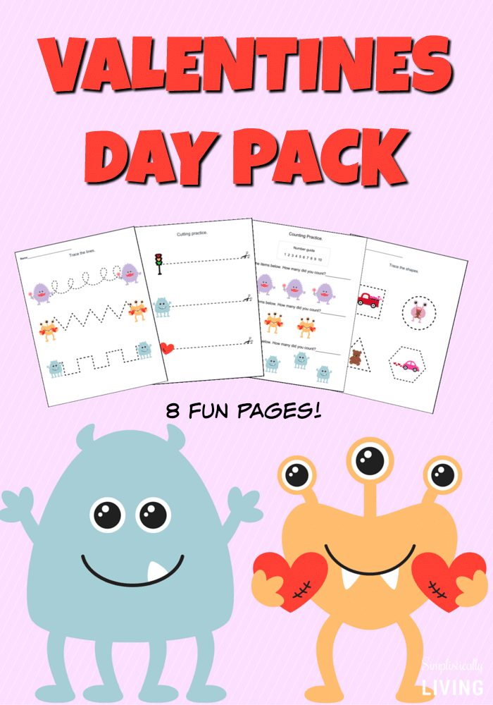 monster lesson pack2