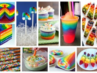 17 Over The Rainbow Recipes