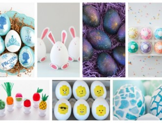 33 of The Coolest Easter Egg Designs You Will Ever See
