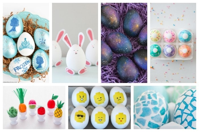 33 of The Coolest Easter Egg Designs You Will Ever See #easter #eastereggs #easterdecorations #eggdecorations #easterdye
