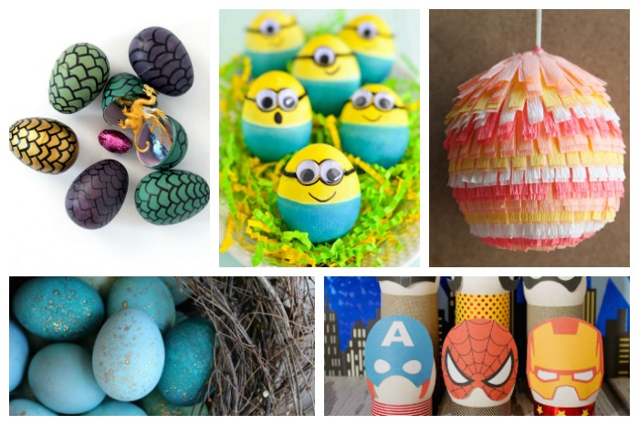 33 of The Coolest Easter Egg Designs You Will Ever See4