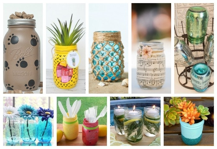 34 Adorable Mason Jar Crafts You Need to Make Now2