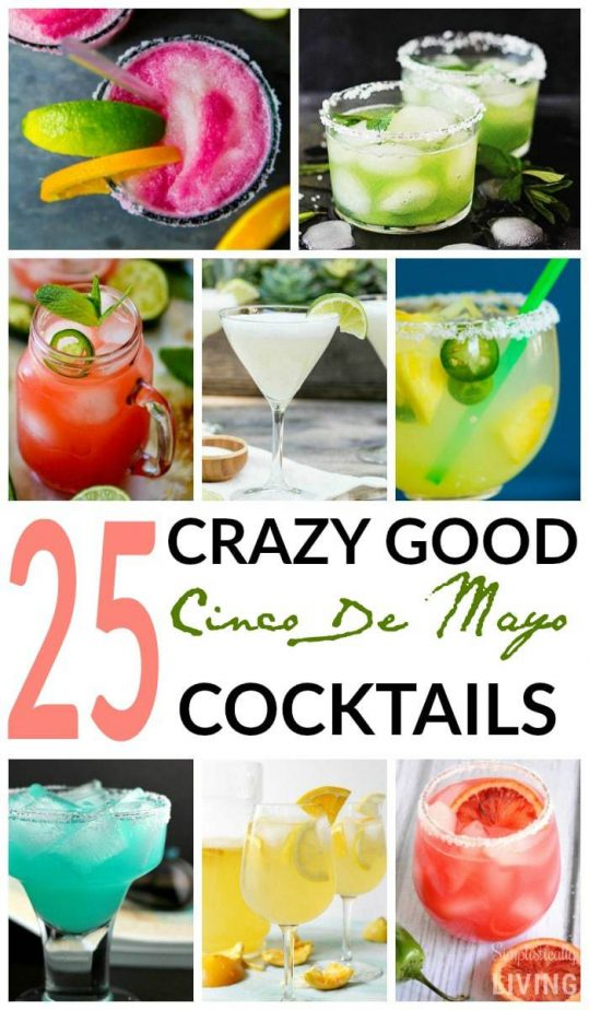 Crazy Good Cinco De Mayo Cocktails2