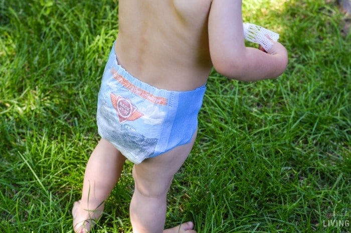 My Experience Potty Training with Pull-Ups2