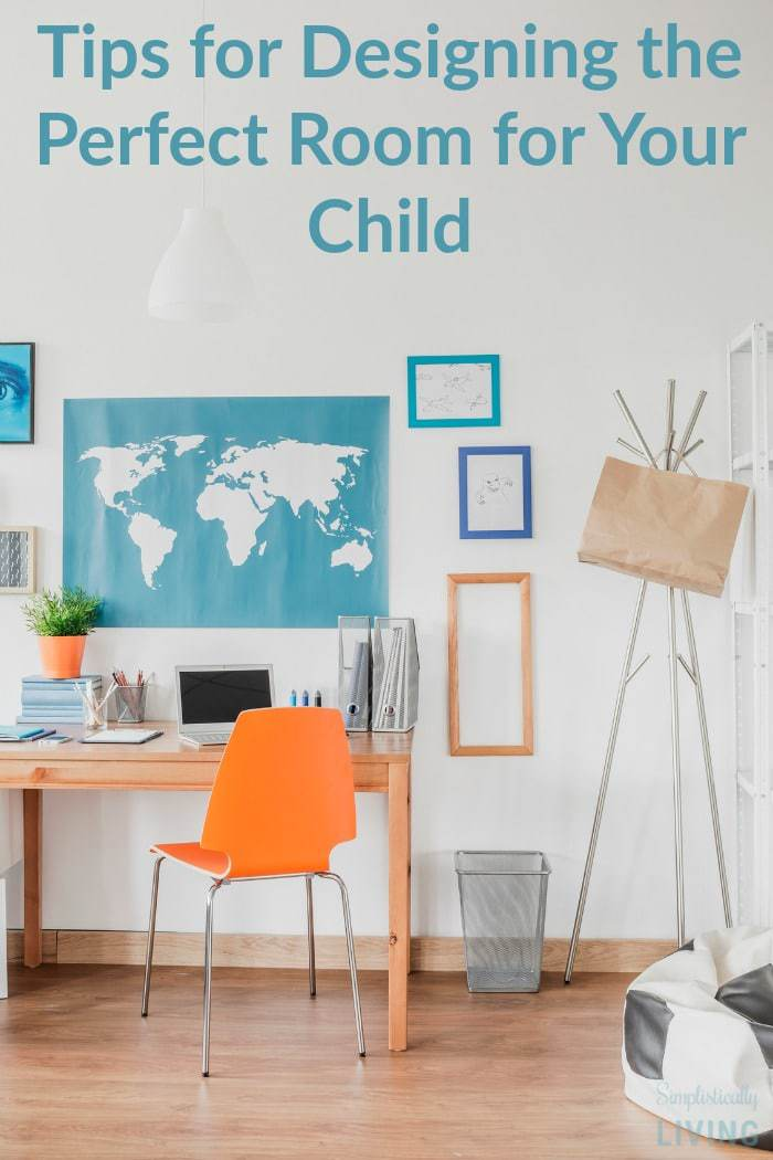 Tips for Designing the Perfect Room for Your Child