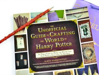 Now You Can Craft The World of Harry Potter