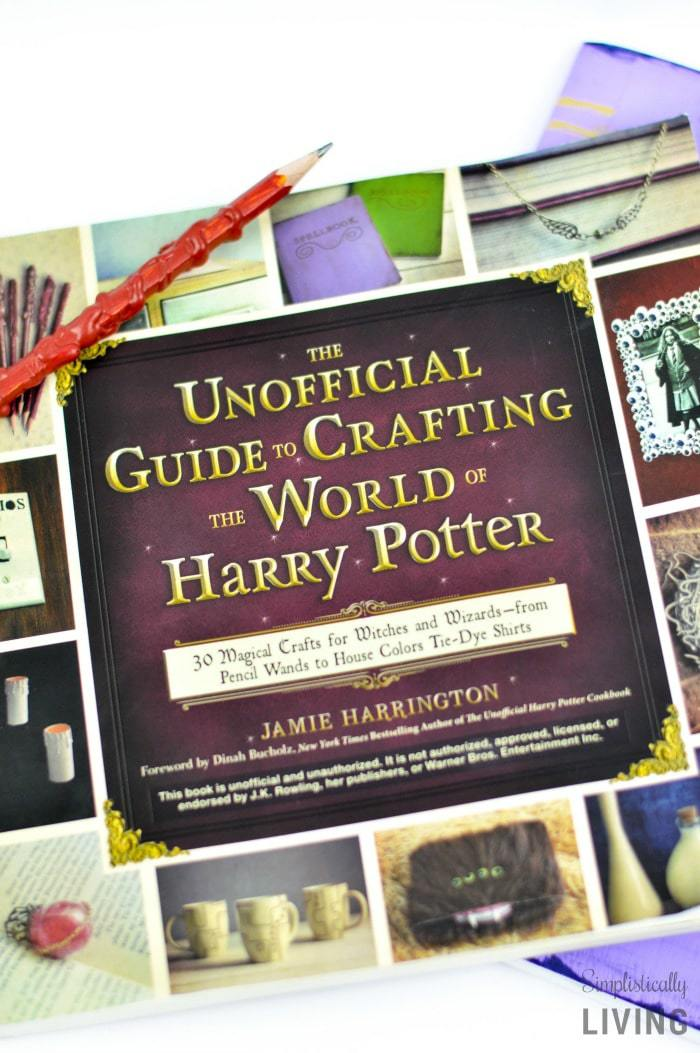 Now You Can Craft The World Of Harry Potter Simplistically Living