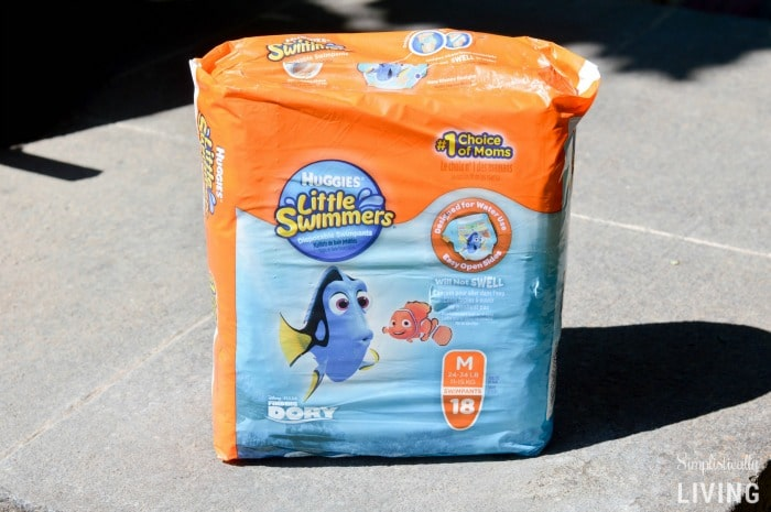 huggies little swimmers swimming pants