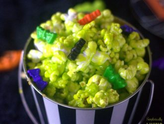 Ghoul Boogers Popcorn