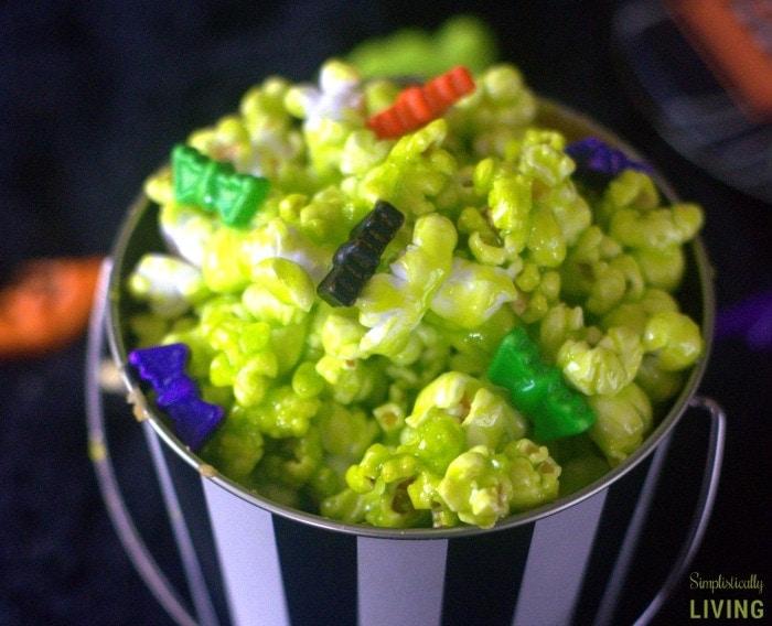 ghoul boogers popcorn in tin
