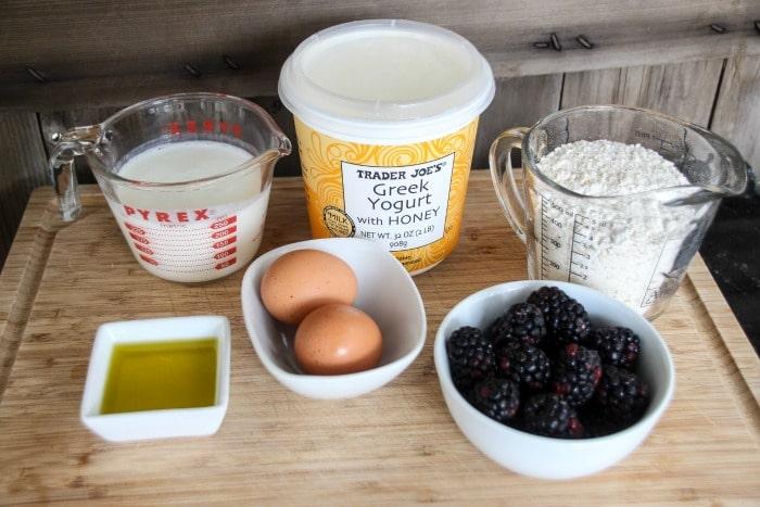 multi-grain-blackberry-waffles-with-yogurt-ingredients