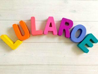 DIY LuLaRoe Crayons