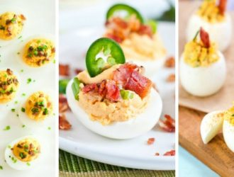 20 Easy & Delicious Deviled Egg Recipes