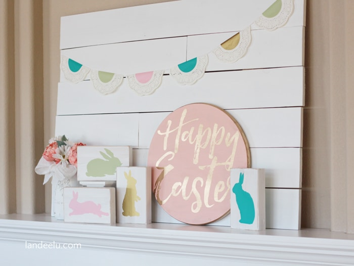 Exquisite Easter Mantel Decorating Ideas Simplistically Living