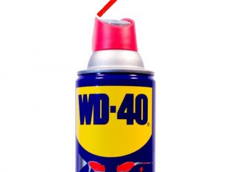 10 Ingenious WD-40 Hacks