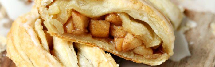 Apple Cinnamon Braid