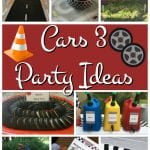 Recently We Celebrated Our Youngests 3rd Birthday And You Guessed The Theme Cars