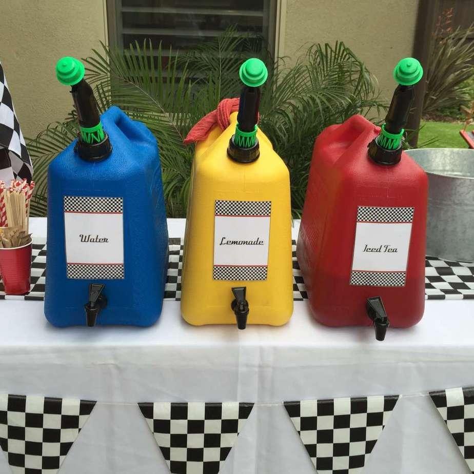Mcqueen Party Food Ideas
